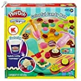 Play-Doh Sweet Shoppe Colorful Candy Box