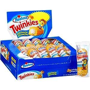 Hostess Twinkies 24ct Box