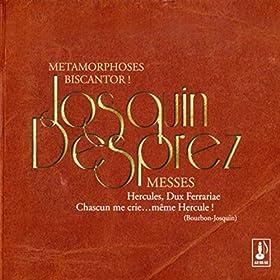 Missa Hercules Dux Ferrariae: I. Kyrie