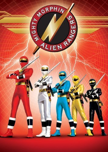 Power Rangers: Mighty Morphin Alien Rangers by Shout! Factory (Alien Rangers Dvd compare prices)