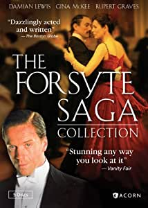 THE FORSYTE SAGA COLLECTION