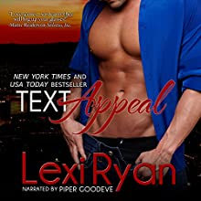Text Appeal (       UNABRIDGED) by Lexi Ryan Narrated by Piper Goodeve