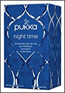 Pukka Herbal Teas Night Time Organic Oat Flower Lavender and Limeflower Tea - 20 Bags