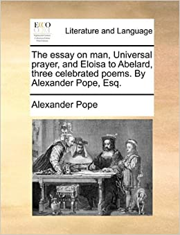 essay on man alexander pope poem
