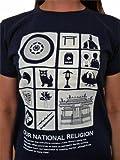 SAKAKI 神社ピクトグラムTシャツ