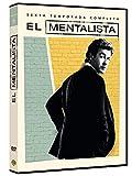 El Mentalista 6 Temporada 6 DVD España. Ya en pre-venta al mejor precio AQUI