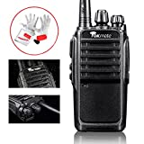 Tokmate TU30 Handheld 2-way Ham Radio 16 Channels Long Range UHF 400--470MHz Walkie Talkie Transceiver