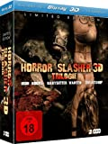 Image de Horror Slasher 3d Trilogie - Limited Edition [Blu-ray] [Import allemand]