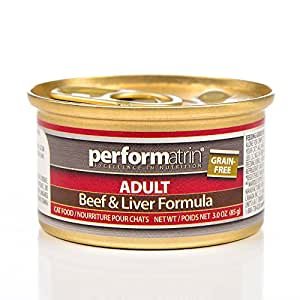 Performatrin Cat Food Review