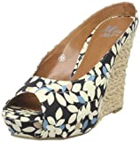 Miss Me Women's Vanity-3 Wedge Espadrille