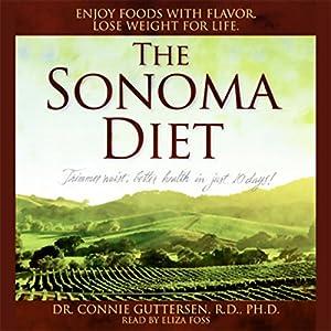 The Sonoma Diet Audiobook