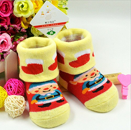 BABY EAMS 4pcs/lot Baby Toy Baby Rattles Toys Animal Socks Wrist Strap With Rattle