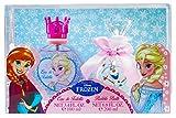 Frozen Reine des Neiges Coffret Eau de Toilette 100 ml + Gel Douche 200 ml