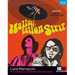 Hallucination Strip [Blu-ray]