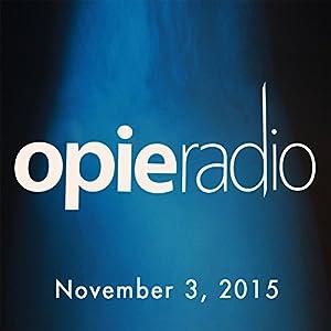 Opie and Jimmy, Sherrod Small, Lou Diamond Phillips, and Topher Grace, November 3, 2015 Radio/TV Program