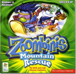 Zoombinis Mountain Rescue 1