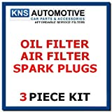 BMW 318i 2.0 143bhp (E46 Series 01-05) Plugs,Air & Oil Filter Service Kit