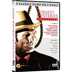 Deadly Mysteries Collection