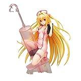 Alter to Love-Ru Darkness: Golden Darkness (Nurse Version) PVC Figure, Multicolor (Tamaño: Multicolor)