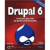 Drupal 6 - Cr�ez des sites web de qualit� professionnelpar David Mercer