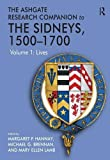 img - for The Ashgate Research Companion to The Sidneys, 1500-1700: Volume 1: Lives book / textbook / text book