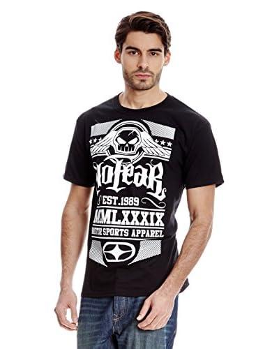 No Fear Camiseta Americana