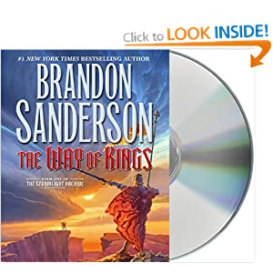 The Way of  King - Brandon Sanderson