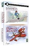 echange, troc Nausicaä de la vallée du vent + Porco rosso - coffret 2 DVD