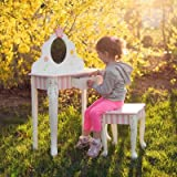 Fantasy Fields - Princess & Frog Vanity Table & Stool Set
