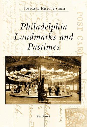 Philadelphia Landmarks And Pastimes, PA (PHS) (Postcard History)