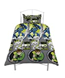 Zap Ben 10 Ultra Mix Single Duvet