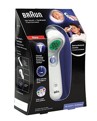 Braun NTF3000US Braun No Touch plus Forehead Thermometer by Braun (Baby Braun Thermometer compare prices)