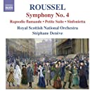 Roussel : Symphonie n� 4