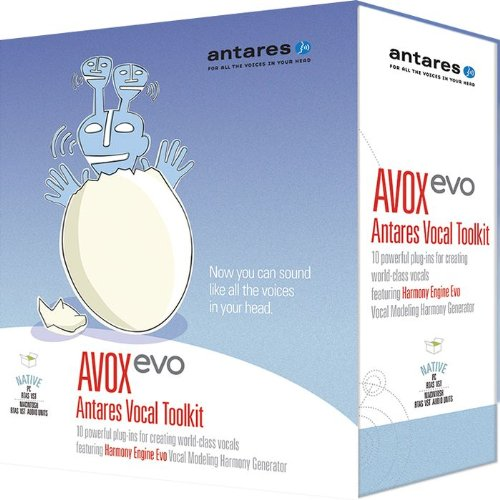 Antares Audio AVOX Evo Audio Plug-in