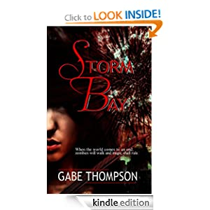 Author Interview – Gabe Tompson