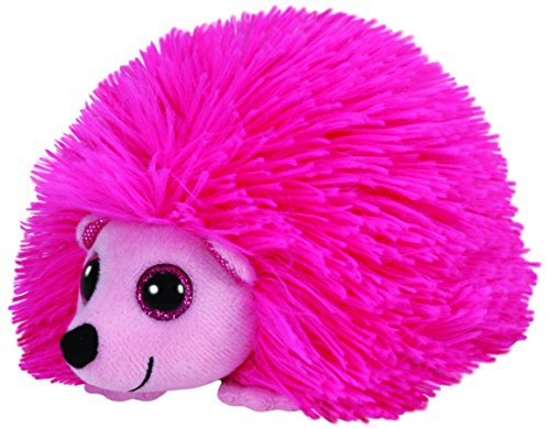 Ty Beanie Baby Lilly - Pink Hedgehog - 1