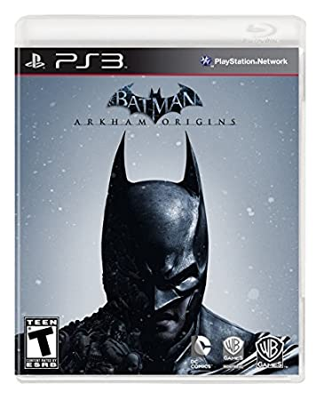 Batman: Arkham Origins - Playstation 3