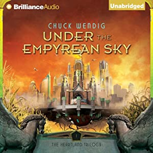 Under the Empyrean Sky Audiobook