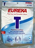 Eureka 61555 Style T Replacement Vacuum Bags (3 pack)