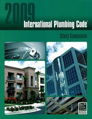 2009 International Plumbing Code Study Companion -  - 4217S09 - ISBN:B002QRUVMC