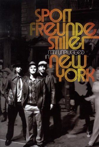 Sportfreunde Stiller - MTV Unplugged in New York [Edizione: Germania]