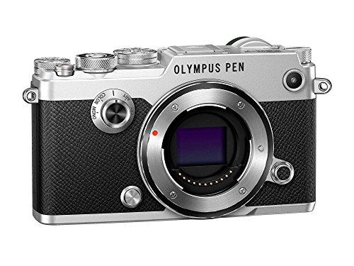 Olympus-PEN-F-Fotocamera-Argento