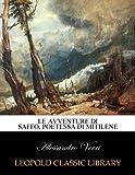 img - for Le avventure di Saffo, poetessa di Mitilene (Italian Edition) book / textbook / text book