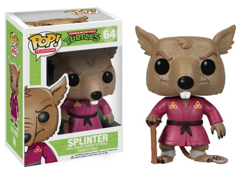 Funko POP Television TMNT Splinter Vinyl Figure