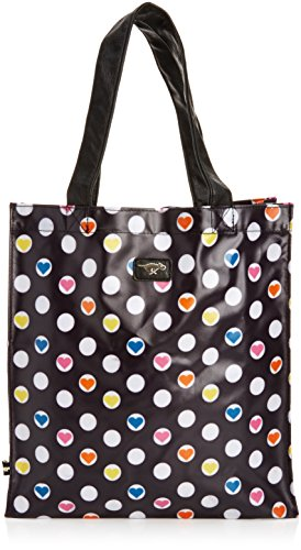 Rocket Dog Womens Mallow Tote RDSHP42ARG Black