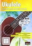 Ukuleleschule + CD + DVD: Schnell und...