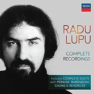 Radu Lupu: Complete Recordings from Decca (UMO) Classics