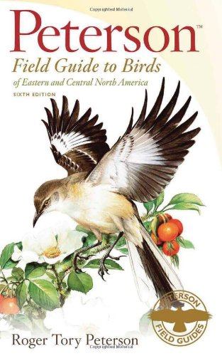 Peterson Field Guide to Birds of Eastern and Central...