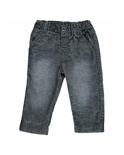 Bimbus Pantalone Velluto Bicolore Bambino [Antracite]