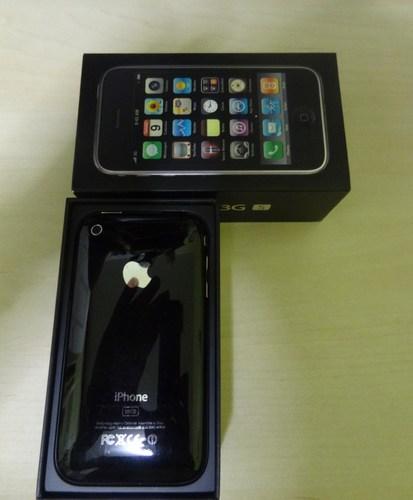 Apple iPhone 3GS 16GB (Black) - AT&T MC135LL/A